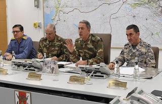 Genelkurmay Başkanı Akar: Son terörist etkisiz...