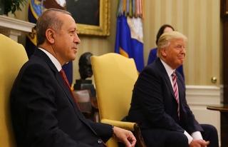 Cumhurbaşkanı Erdoğan, Trump ile görüşecek