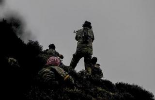 Afrin'deki PYD/PKK'ya gönderilen ağır silahlar...