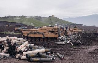 Stratejik Burseya Dağı'nda şiddetli çatışmalar...