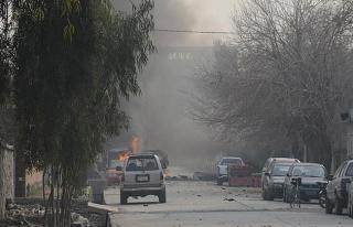 Kabil'deki intihar saldırısında 1 ölü, 6 yaralı