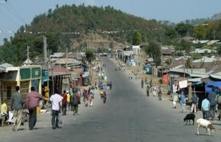 Etiyopya'da yerinden olanların sayısı 1 milyona...