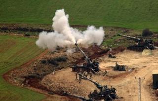 Zeytin Dalı Harekatı'nda tank isabet aldı: 5 şehit