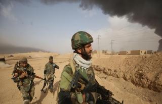 Irak'tan Suudi Arabistan sınırında 'DEAŞ operasyonu'