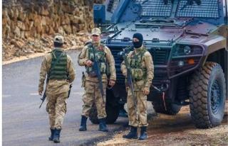 Zeytin Dalı Harekatında iki asker şehit