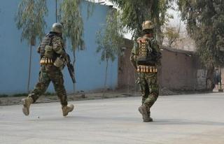 Taliban, Afganistan'da parti binasına saldırdı:...