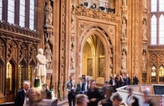 İngiliz parlamentosunda mason locası tartışması
