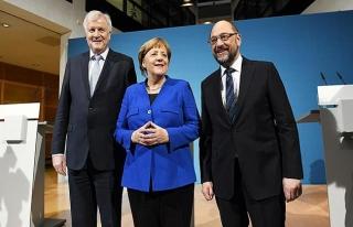 Almanya'daki koalisyon taslağında 'Türkiye' vurgusu