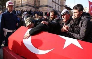 Afrin şehitleri Şahin Kaya ve Ahmet Aktepe defnedildi