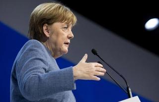 Merkel: Koalisyon protokolü istikrarlı bir hükümetin...