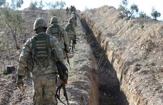 Zeytin Dalı Harekatı'nın 22. gününde 11 asker...