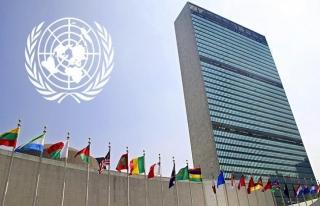 Libya ve Venezuela'nın BM Genel Kurulu'nda oy kullanma...