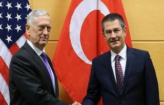 Milli Savunma Bakanı Canikli, Mattis ile görüşecek