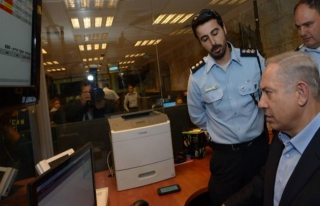 'Netanyahu'yu soruşturan polisler takip ediliyor'