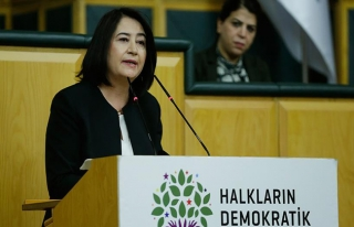 HDP Eş Genel Başkanı Serpil Kemalbay için gözaltı...