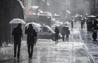 Kilis'te sağanak yağış sele neden oldu