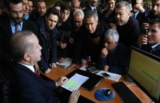 Cumhurbaşkanı Erdoğan: Afrin dediğimiz anda bu...