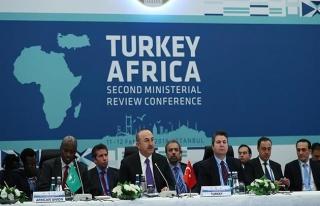 Türkiye'nin Afrika Birliği'ne katkısı ortak uygulama...