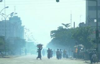 Senegal'de hava kirliliği alarmı