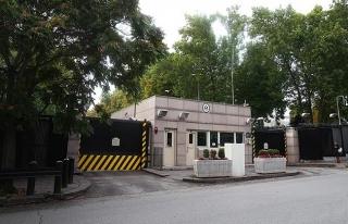 ABD Büyükelçiliğinin bulunduğu caddeye 'Zeytin...