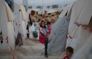 Türkiye'deki Suriyeli muhacir sayısı 3,5 milyonu...