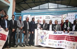 İsrail'den 3 bin Gazzeli iş adamı ve tüccara seyahat...