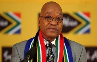 Güney Afrika Devlet Başkanı Zuma istifa etti