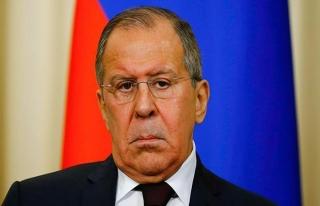 Lavrov'dan ABD'ye 'Türkiye' tepkisi