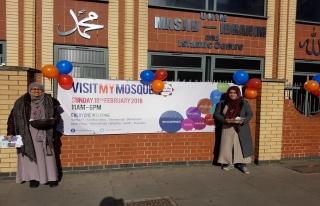 Birleşik Krallık'ta 'Camimi Ziyaret Et Günü'