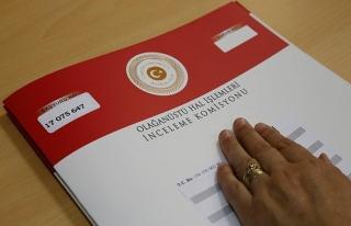 OHAL Komisyonu'ndan başvuru sonuçları açıklaması