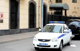 Türkiye'nin Moskova Büyükelçiliği'ne 'beyaz toz'...