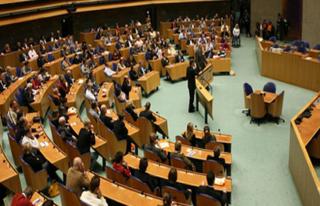 Hollanda Parlamentosu'ndan 1915 olaylarıyla ilgili...