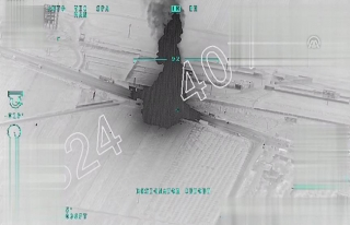 TSK, Afrin'e ilerleyen terör konvoyunu vurdu