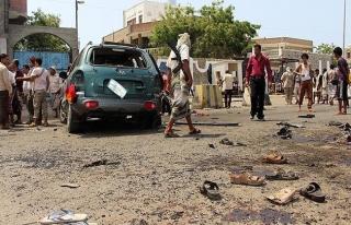 Yemen'de Husilere ait mevzilere hava saldırıları