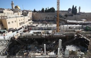 İsrail Mescid-i Aksa'nın altında ne arıyor?