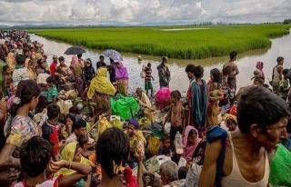 Bangladeş'ten Myanmar'a asker tepkisi