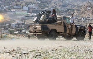 Yemen'de yaşanan çatışmalarda 45 kişi hayatını...