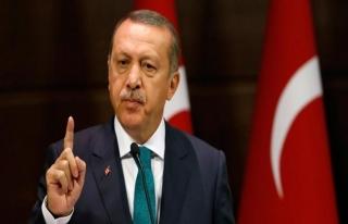 Cumhurbaşkanı Erdoğan'dan BMGK'ya: Batsın sizin...
