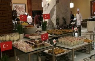 Katar'da 'Türk Yemekleri Kültür Günü' etkinliği