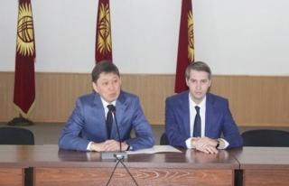 Kırgızistan ile Türkiye arasındaki ticaret hacmi...