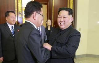 Güney Kore temsilcisi ABD'ye Kuzey'in 'özel' mesajını...