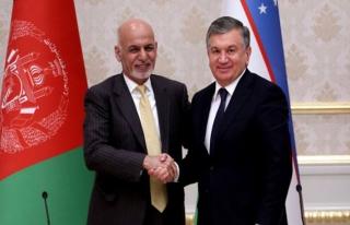BM de Özbekistan'daki Afganistan toplantısında...