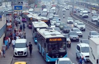 İstanbul'da yarın özel halk otobüsleri çalışmayacak