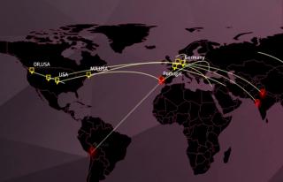 Kuzey Kore`den Türkiye'nin finans kurumlarına siber...