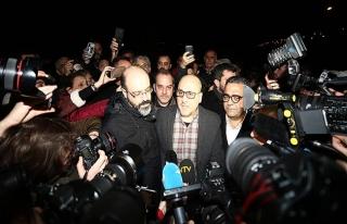 Ahmet Şık ve Murat Sabuncu'ya tahliye kararı