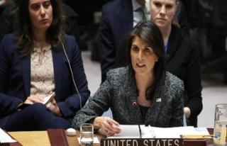 ABD'den Suriye için yeni ateşkes teklifi