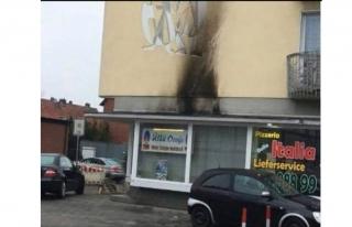 Almanya'da Türk Kültür Ocağı'na molotoflu saldırı