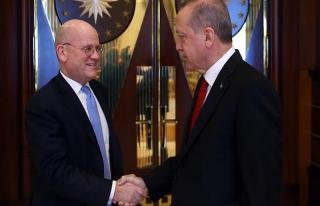 Cumhurbaşkanı Erdoğan, General Electric CEO'sunu...