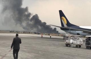 Nepal'de yolcu uçağı düştü: 49 ölü