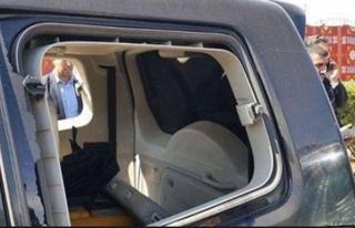 Filistin Başbakanı'nın konvoyunda patlama ve silah...